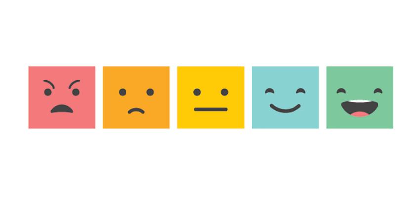 Illustration of emotions - empathy