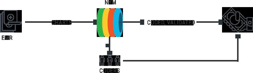Nym's autonomous coding process