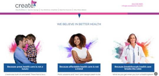 Create website screenshot