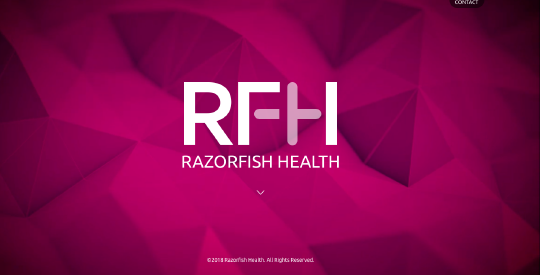 RFH website screenshot